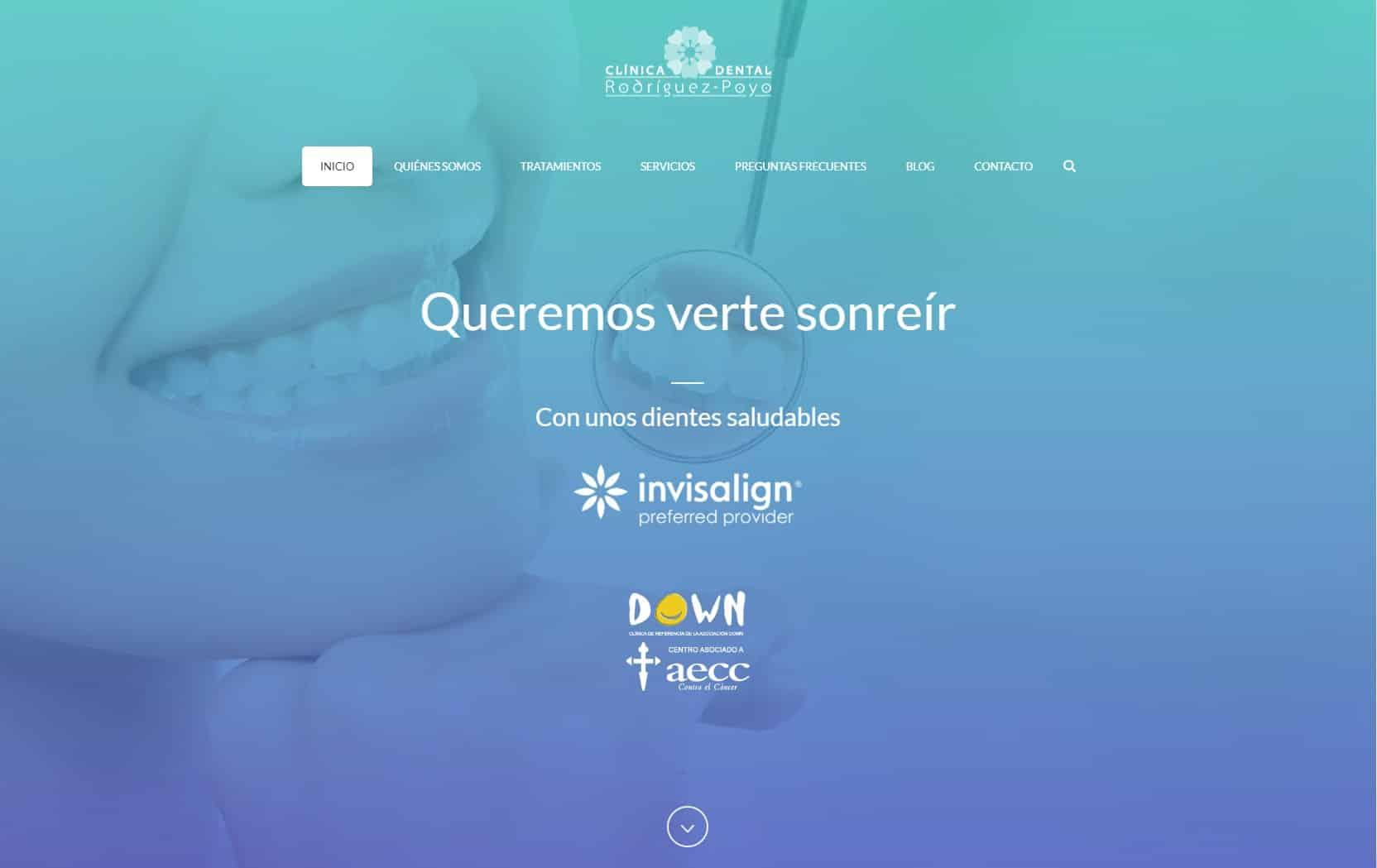 Sara Rodriguez Poyo Clínica Dentista