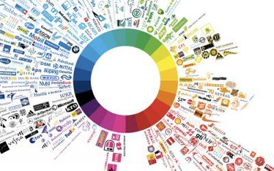 ¿Qué transmiten los colores en un logotipo? – Diseño Gráfico